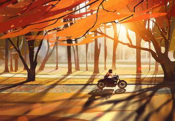 цитаты и картинки про осень